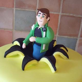 Ben 10 - Cake by Suzi Saunders