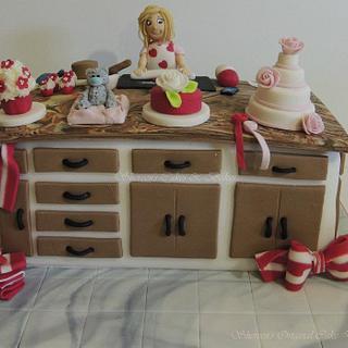 Cake Decorator - Cake by Shereen