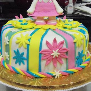 Hello Kitty - Cake by Tania Garcia