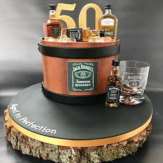 Jack Daniels 50th