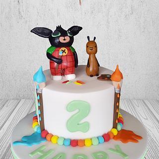 Bing Bunny!!