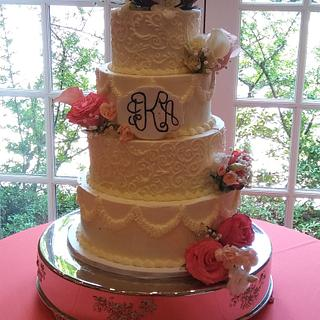 Beautiful Buttercream elegance