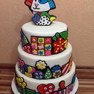 Britto's cake