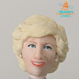 Princess Diana- CPC International Women's Day Collaboration