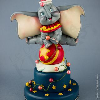Christmas Dumbo!