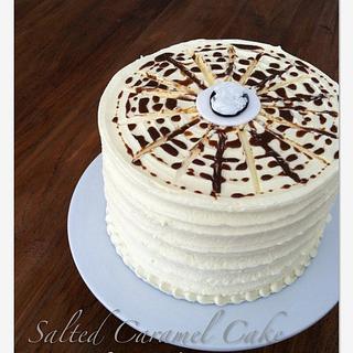Caramel Cake - Cake by Olivia's Bakery
