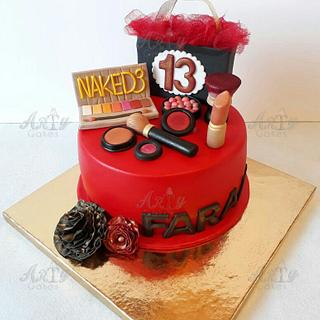 Make_up cake