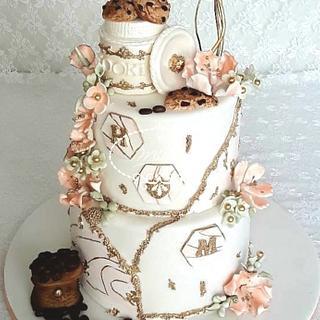After Wedding cake