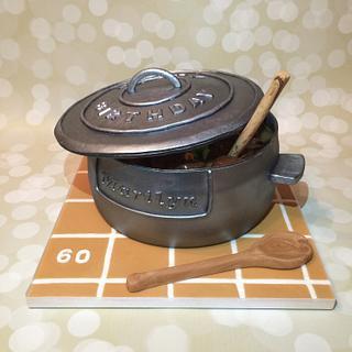 Dutch Pot Cake