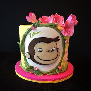 Mini george - Cake by The Sweet Duchess
