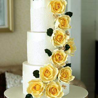 """Limelight"" - Wedding Cake"