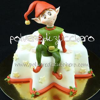 Pandoro with elf and tutorials