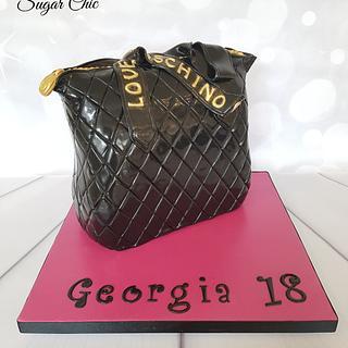 Moschino Handbag Cake