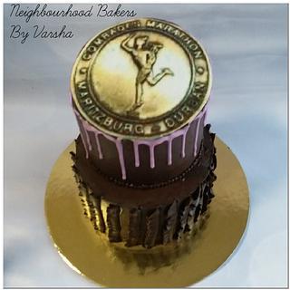 Marathon cake - Cake by Varsha Bhargava