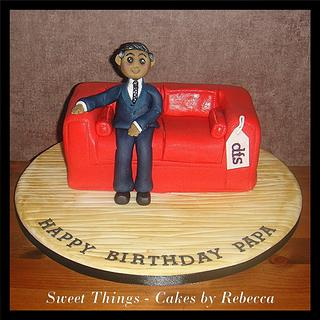 hurry before the sale ends - Cake by Sweet Things - Cakes by Rebecca
