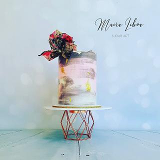 Buttercream cake - Cake by Maira Liboa