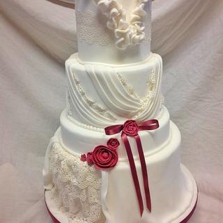 """VICTORIAN AGE"" cake"