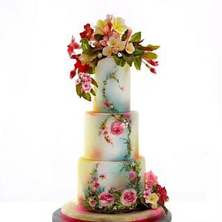Anna's cake - Cake by Neli