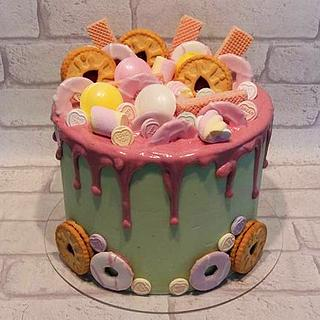 Sweets and biscuits - Cake by Baked by Lisa