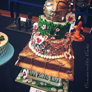 Zen - Cake Germany - Cake by CindarellaCake