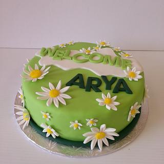 Baby Shower cake - Cake by Eva Christina Cakes