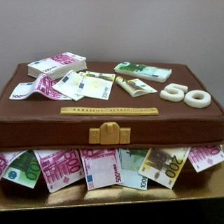 Money - Cake by Projectodoce