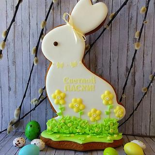 Gingerbread Easter Bunny