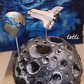 space - Cake by totti