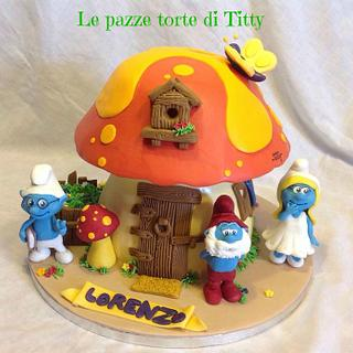 I Puffiiiii ;) - Cake by Titty