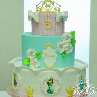 Princess Cake - Cake by Vanilla cake boutique