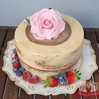 Naked Cake