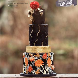 Cake Central Magazine Volume 7 Issue 1, William Moris