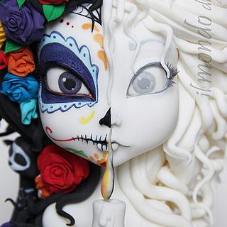Feliz Dia De Los Muertos 2015 - SSB15