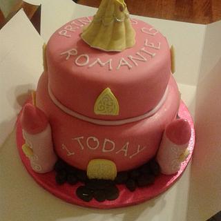 Princess Cake :)