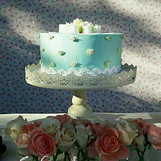 Simple for a party evening - Cake by Claudia Smichowski