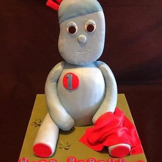 3D Iggle Piggle - In the night garden