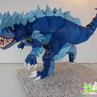 Dinofroz (Gravity Defying)