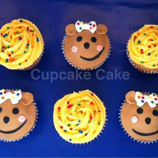 Children In Need Charity Cuppies