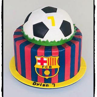 Barcelona - Cake by Rhona