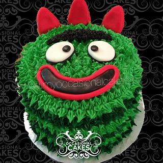 Brobee(R) smash cake - Cake by Occasional Cakes