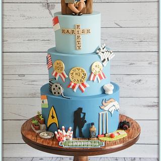 50th Blue Birthday