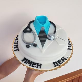 Doctor cake - Cake by Kamelia