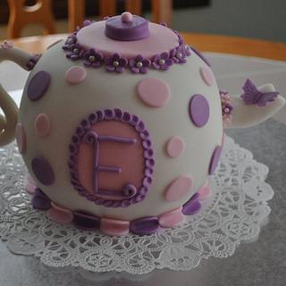 Girly Teaparty!