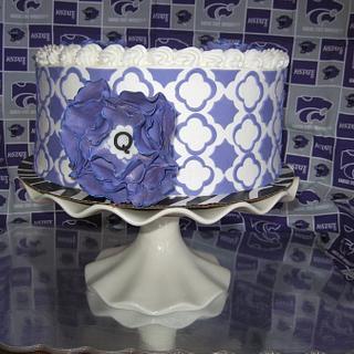 Quynn's Purple Pride