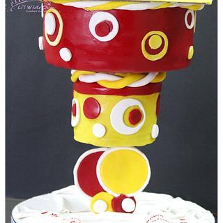 Inverted Cake