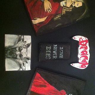 Bram stokers Dracula set