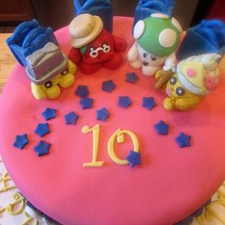 Shopkins Cake  - Cake by Laura