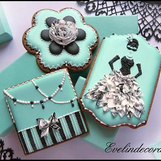 Tiffany cookies 💙
