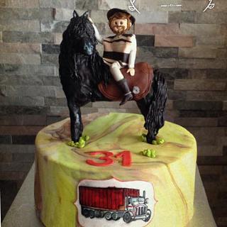torta de huaso