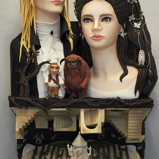 Labyrinth - Cake by Zee Chik Designs